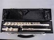 VITO Flute 113 PLATEAU KEYS SILVERPLATED